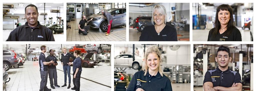 servicetekniker jobb stockholm