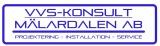 VVS-Konsult i Mälardalen AB logotyp