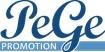 PeGe Promotion i Västerås AB logotyp