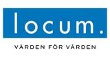 Locum AB logotyp