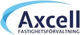 Axcell Fastighetsförvaltning logotyp