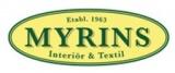 Myrins Textil AB logotyp