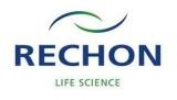 Rechon Life science AB logotyp