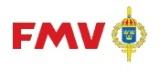 Försvarets Materielverk logotyp