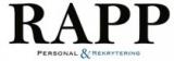 RAPP Personal & Rekrytering AB logotyp