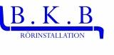 AB B.K.B Rörinstallation logotyp