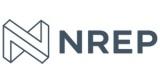 NREP AB logotyp
