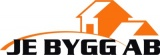 JE Bygg AB logotyp