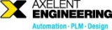 Axelent Engineering AB logotyp