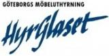 Göteborgs möbeluthyrning - Hyrglaset AB logotyp