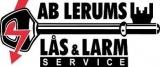 Lerums Lås & Larmservice logotyp