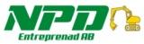 NPD Entreprenad AB logotyp