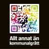 Individ, familj och integration, Omsorgs- och socialförvaltningen, Lidingö stad logotyp