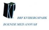 Riksbyggen Brf Kvibergspark logotyp