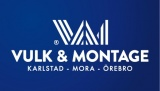 Vulk & Montage logotyp