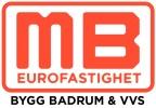 MB Eurofastighet Bygg Badrum VVS logotyp