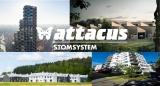 Attacus Stomsystem logotyp