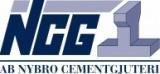 AB Nybro Cementgjuteri logotyp