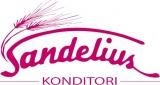 Bertil Sandelius konditori i Åtvidaberg AB logotyp