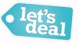 Lets Deal logotyp