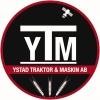 Ystad Traktor & Maskin AB logotyp