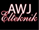 AWJ Elteknik AB logotyp