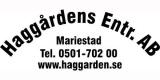 Haggårdens Entreprenad AB logotyp