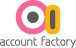 Account Factory logotyp