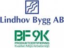 Lindhov Bygg AB logotyp