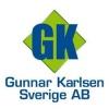 Gunnar Karlsen Sverige AB logotyp