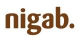 Nigab logotyp