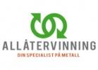 Allåtervinning AB logotyp