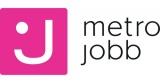 Metrojobb logotyp