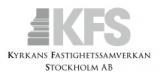Kyrkans Fastighetssamverkan logotyp