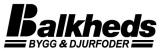Balkheds Bygg & Djurfoder logotyp