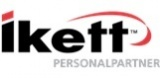 Ikett Personalpartner logotyp