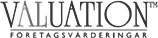 Valuation logotyp