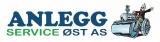 Anleggservice Øst AS logotyp