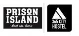 Prison Island / 365 City Hostel logotyp