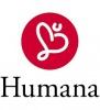 Humana logotyp