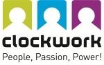 clockwork logotyp