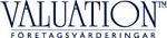 Valuation Företagsvärderingar i Sverige AB logotyp