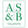 AS&B Talents logotyp