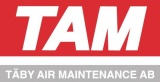 Täby Air Maintenance AB logotyp