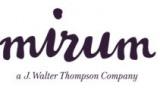 Mirum Agency logotyp