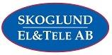 Skoglund El & Tele AB logotyp