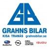 Grahns Bilar logotyp
