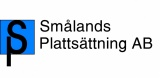 Smålands Plattsättning AB logotyp