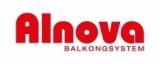 Alnova Balkongsystem AB logotyp