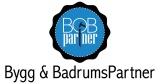 Bygg & BadrumsPartner logotyp